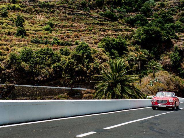 La boda de Chema y Gaizcane en Santa Cruz De La Palma, Santa Cruz de Tenerife 8