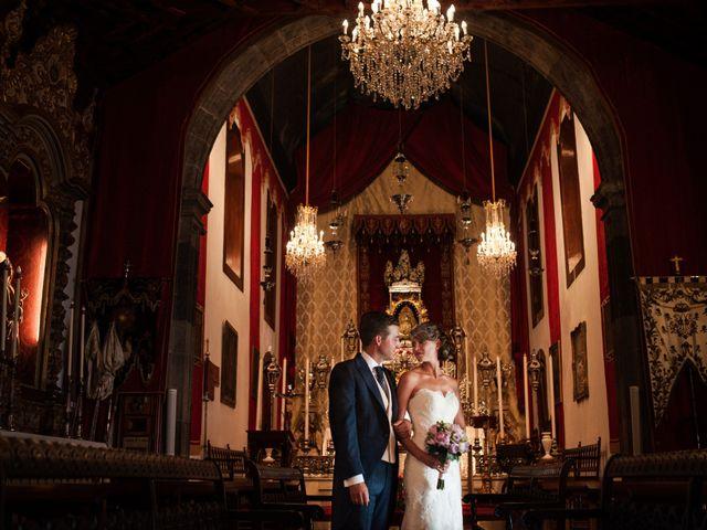 La boda de Chema y Gaizcane en Santa Cruz De La Palma, Santa Cruz de Tenerife 14