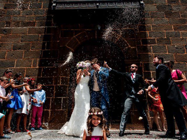 La boda de Chema y Gaizcane en Santa Cruz De La Palma, Santa Cruz de Tenerife 2