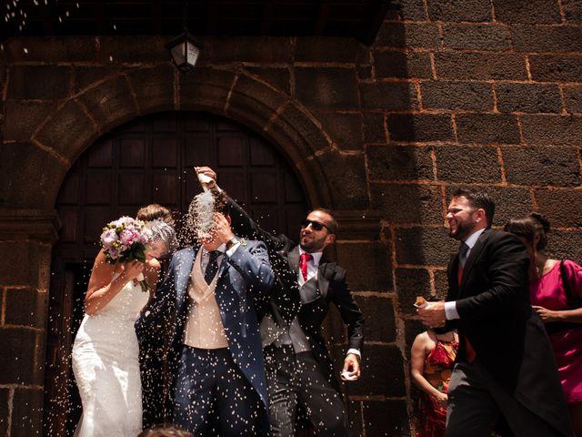 La boda de Chema y Gaizcane en Santa Cruz De La Palma, Santa Cruz de Tenerife 15