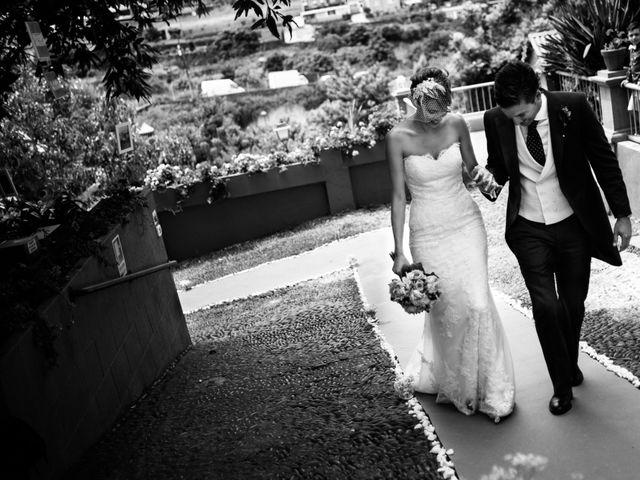 La boda de Chema y Gaizcane en Santa Cruz De La Palma, Santa Cruz de Tenerife 18
