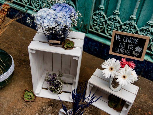 La boda de Chema y Gaizcane en Santa Cruz De La Palma, Santa Cruz de Tenerife 19