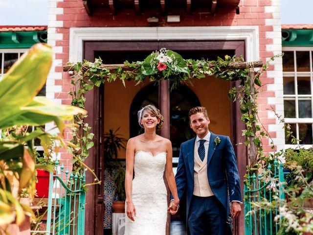 La boda de Chema y Gaizcane en Santa Cruz De La Palma, Santa Cruz de Tenerife 23