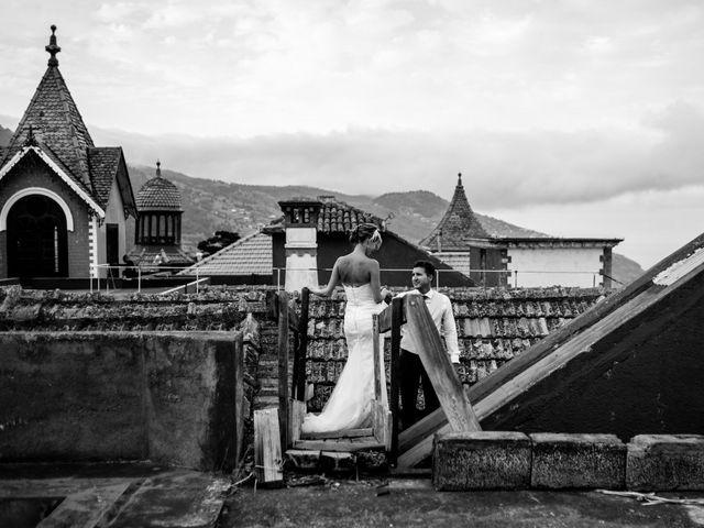 La boda de Chema y Gaizcane en Santa Cruz De La Palma, Santa Cruz de Tenerife 29