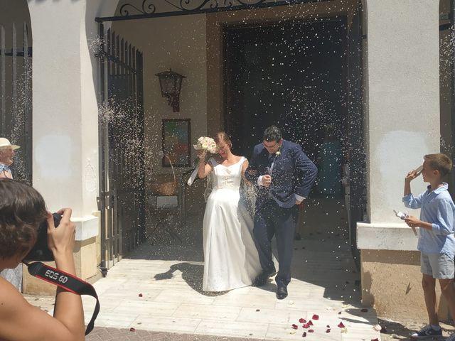 La boda de Daniel y Manuela en Almería, Almería 1