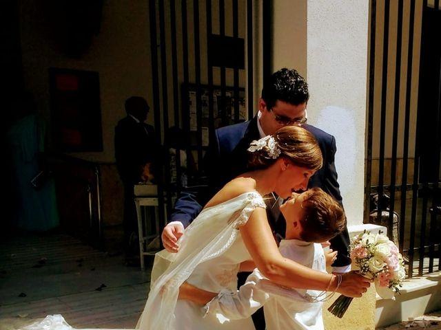 La boda de Daniel y Manuela en Almería, Almería 5
