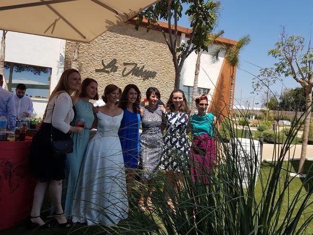 La boda de Daniel y Manuela en Almería, Almería 6