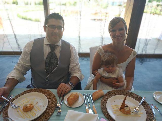 La boda de Manuela y Daniel