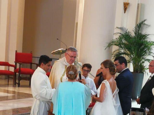 La boda de Daniel y Manuela en Almería, Almería 10