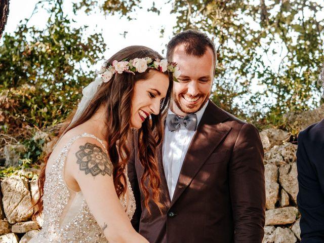 La boda de Marc y Ana en Porreres, Islas Baleares 55