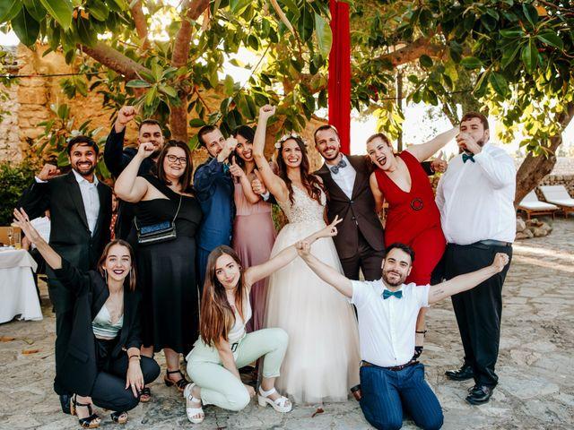 La boda de Marc y Ana en Porreres, Islas Baleares 68
