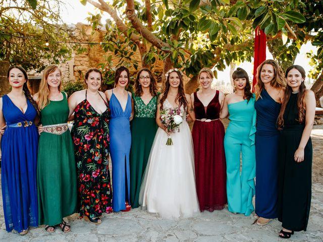 La boda de Marc y Ana en Porreres, Islas Baleares 70