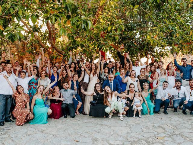 La boda de Marc y Ana en Porreres, Islas Baleares 73