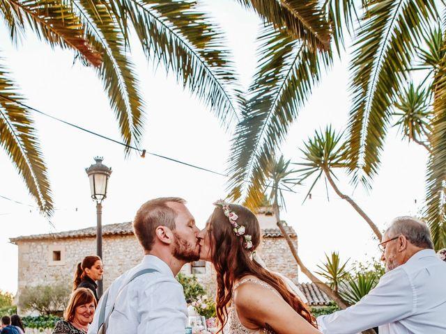 La boda de Marc y Ana en Porreres, Islas Baleares 80