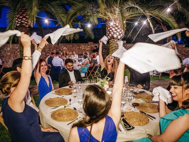 La boda de Marc y Ana en Porreres, Islas Baleares 85