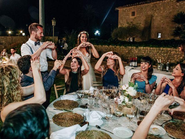 La boda de Marc y Ana en Porreres, Islas Baleares 86