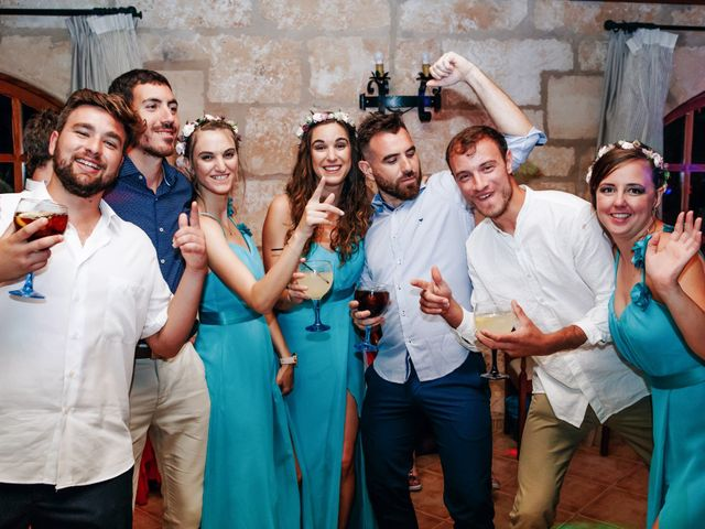 La boda de Marc y Ana en Porreres, Islas Baleares 94