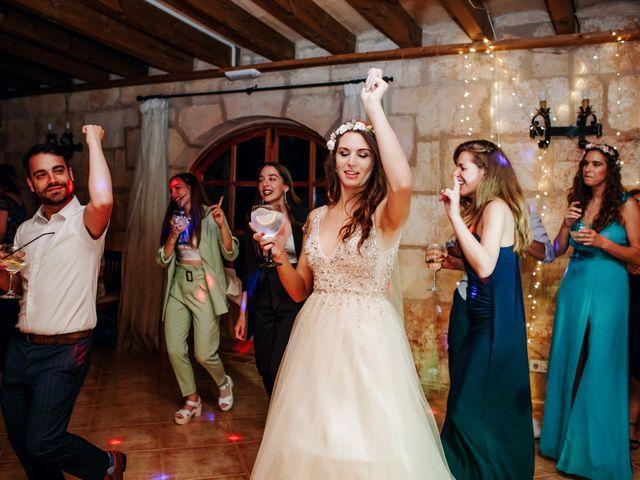 La boda de Marc y Ana en Porreres, Islas Baleares 100
