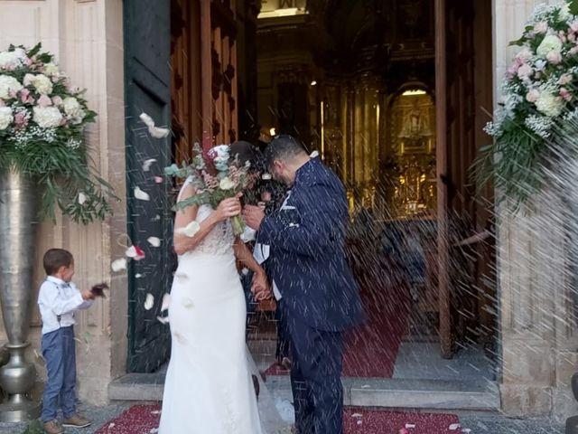 La boda de Darío  y Pily en Algezares, Murcia 2