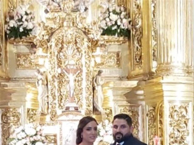 La boda de Darío  y Pily en Algezares, Murcia 3