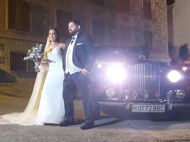 La boda de Darío  y Pily en Algezares, Murcia 1
