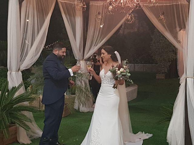 La boda de Darío  y Pily en Algezares, Murcia 5