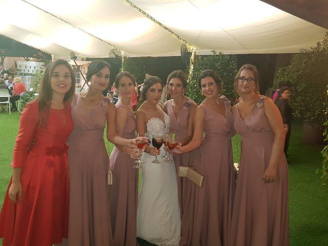La boda de Darío  y Pily en Algezares, Murcia 6