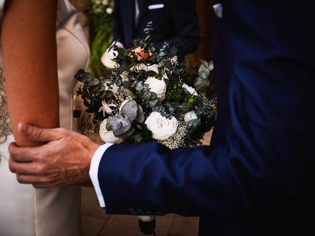 La boda de Jorge y Laura  en Tudela, Navarra 1