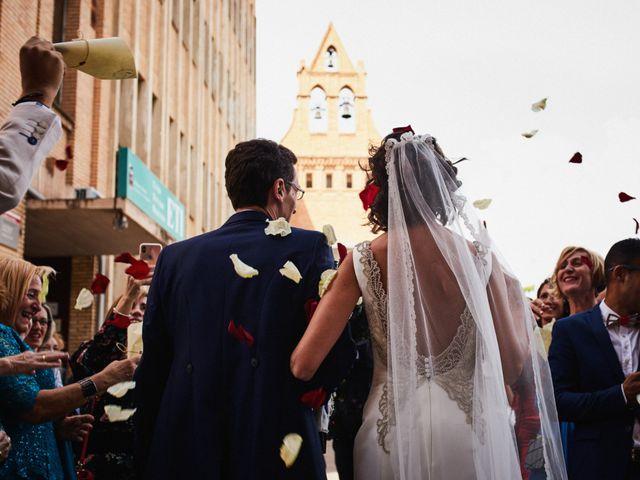 La boda de Jorge y Laura  en Tudela, Navarra 10