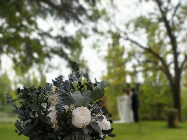 La boda de Jorge y Laura  en Tudela, Navarra 2