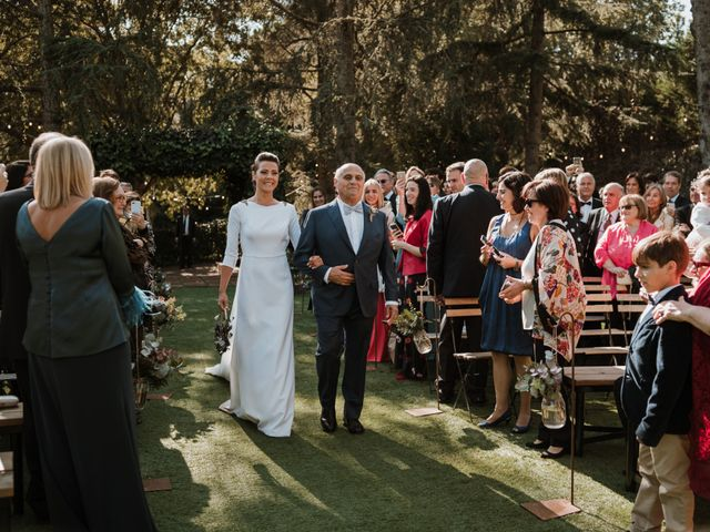 La boda de Cristobal y Estefanía en Bigues, Barcelona 20