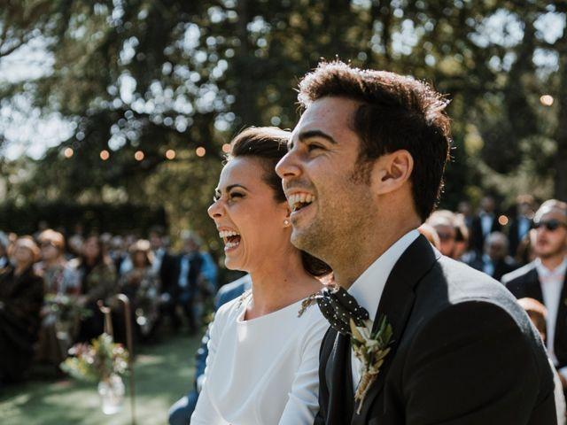 La boda de Cristobal y Estefanía en Bigues, Barcelona 21