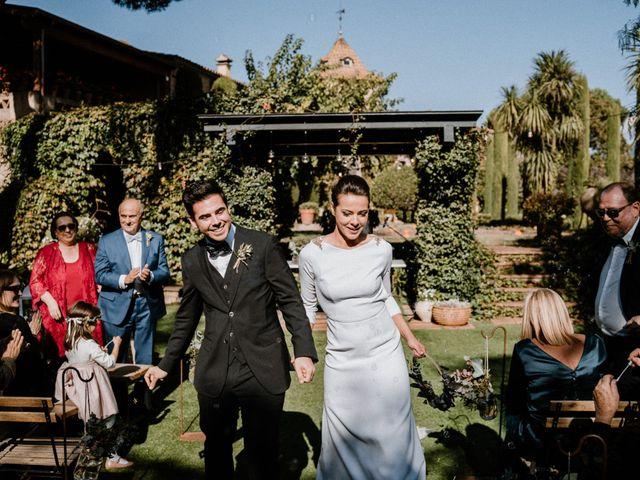 La boda de Cristobal y Estefanía en Bigues, Barcelona 1