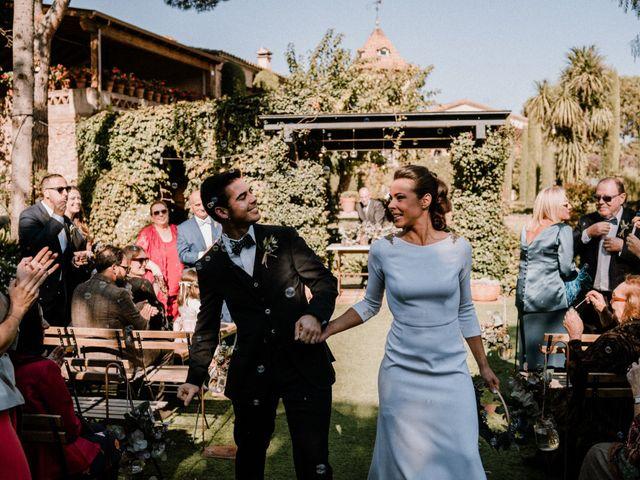 La boda de Cristobal y Estefanía en Bigues, Barcelona 28