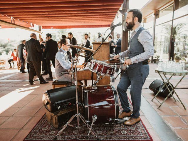 La boda de Cristobal y Estefanía en Bigues, Barcelona 41