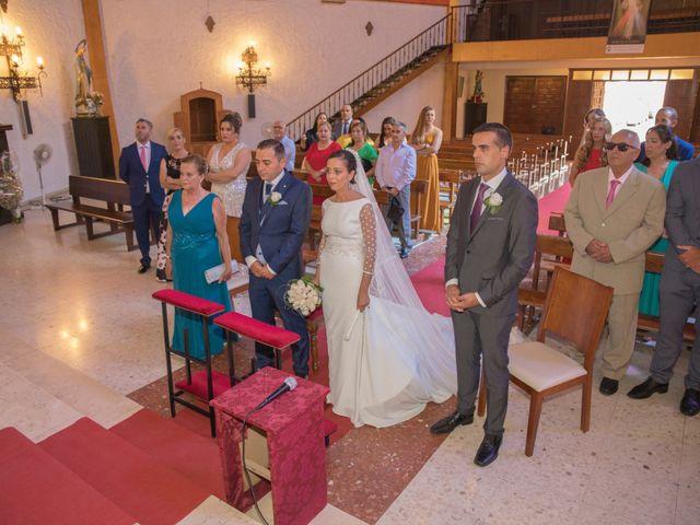 La boda de Jose y Inma en Ronda, Málaga 21