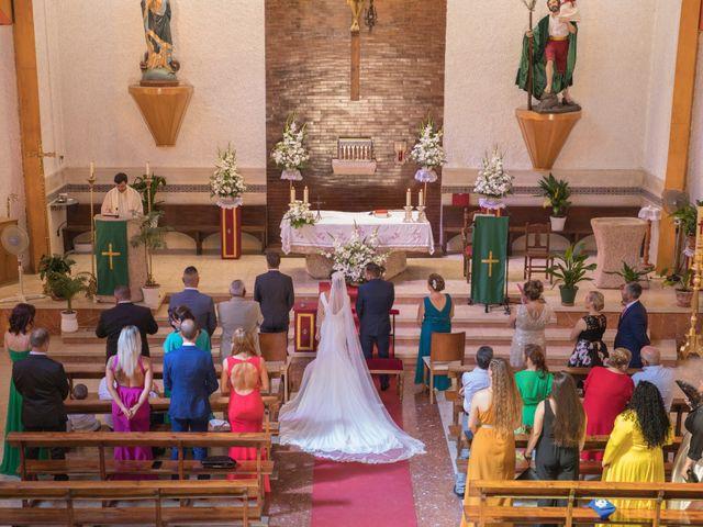 La boda de Jose y Inma en Ronda, Málaga 22