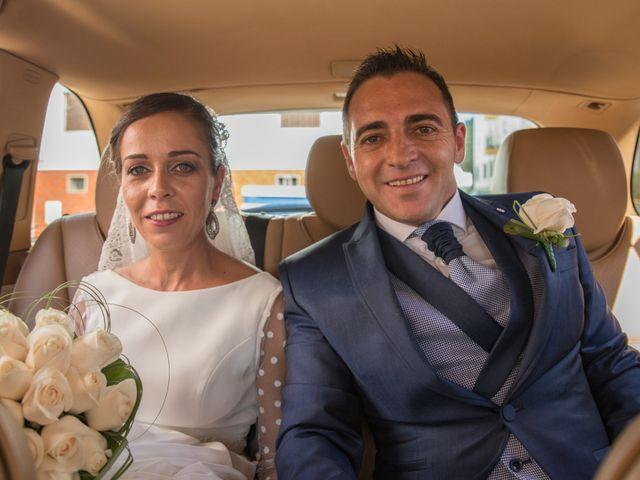 La boda de Jose y Inma en Ronda, Málaga 30