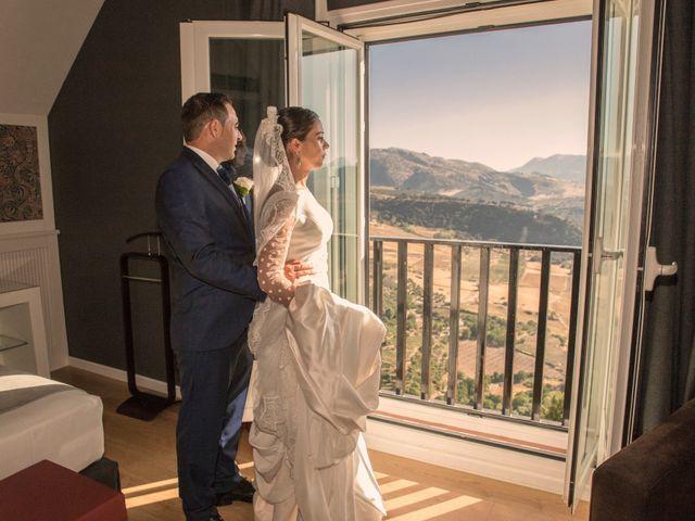 La boda de Jose y Inma en Ronda, Málaga 40