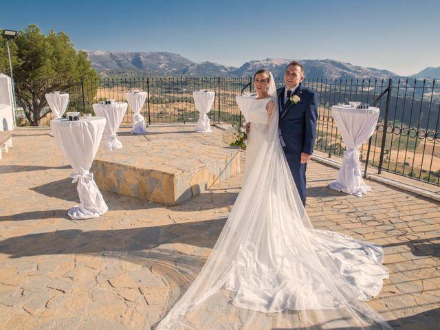 La boda de Jose y Inma en Ronda, Málaga 43