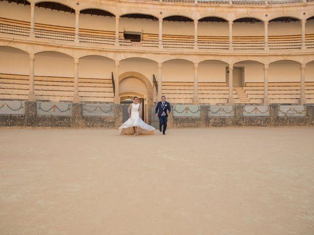 La boda de Jose y Inma en Ronda, Málaga 49