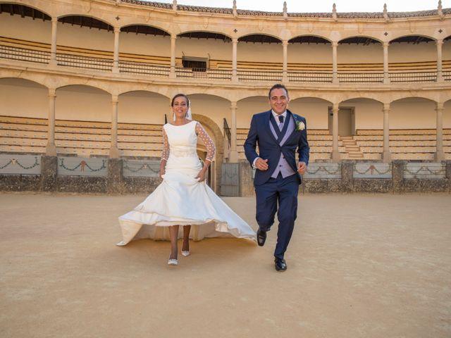 La boda de Jose y Inma en Ronda, Málaga 50