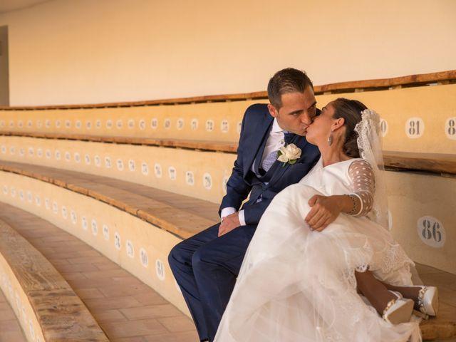 La boda de Jose y Inma en Ronda, Málaga 52