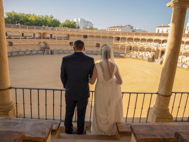 La boda de Jose y Inma en Ronda, Málaga 53