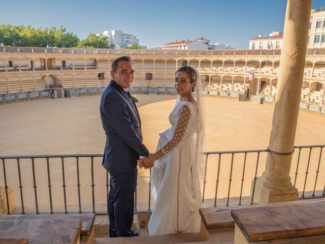 La boda de Jose y Inma en Ronda, Málaga 54