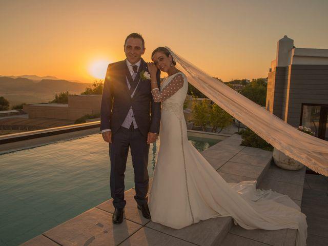 La boda de Jose y Inma en Ronda, Málaga 1