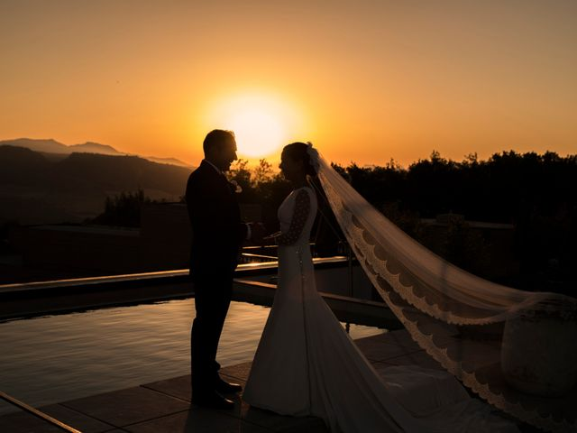 La boda de Jose y Inma en Ronda, Málaga 58