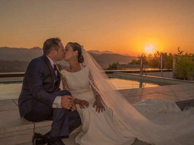 La boda de Jose y Inma en Ronda, Málaga 60