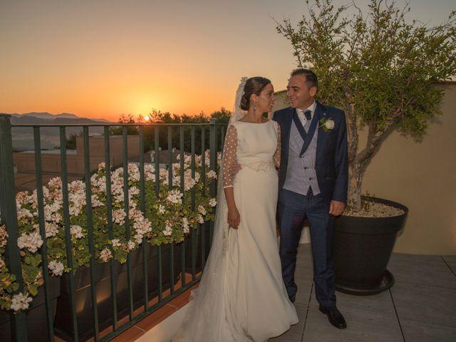 La boda de Jose y Inma en Ronda, Málaga 61