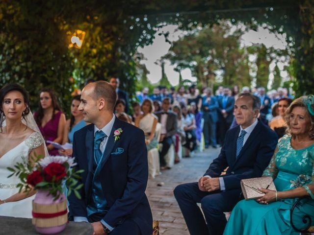 La boda de Capi y Rosana en Zaragoza, Zaragoza 18